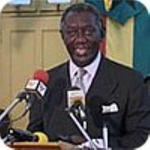 Re-denomination would not affect savings - Kufuor